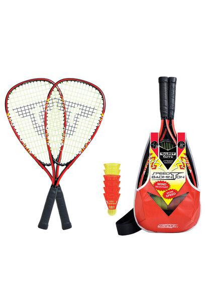 Badmintono rinkinys paplūdimiui Talbot Torro Speedbadminton 5000 kaina ir informacija   Badmintonas   pigu.lt
