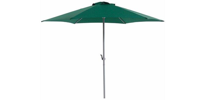 Pastatomas lauko skėtis kaina ir informacija | Skėčiai, markizės, stovai | pigu.lt