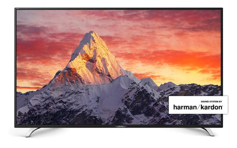 Sharp 43CFF5221E kaina ir informacija | Televizoriai | pigu.lt