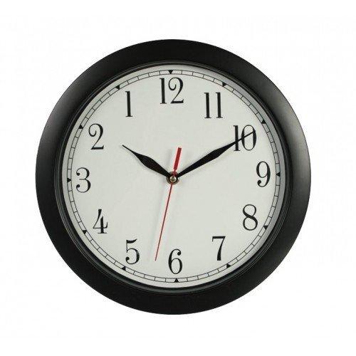 Atgal einantis laikrodis (skersmuo - 29 cm) kaina ir informacija | Laikrodžiai – žadintuvai | pigu.lt