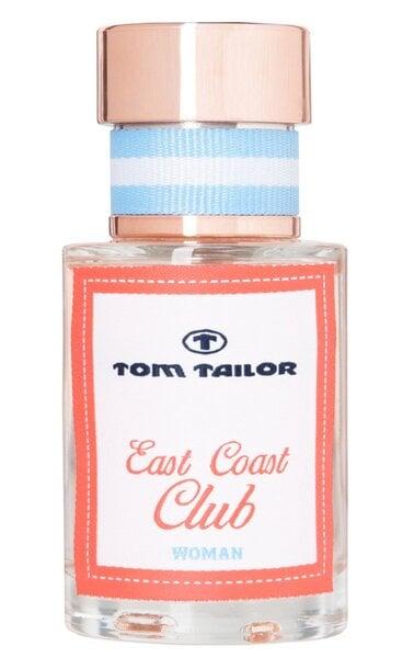 Tualetinis vanduo Tom Tailor East Coast Club EDT moterims 50 ml kaina ir informacija | Kvepalai moterims | pigu.lt