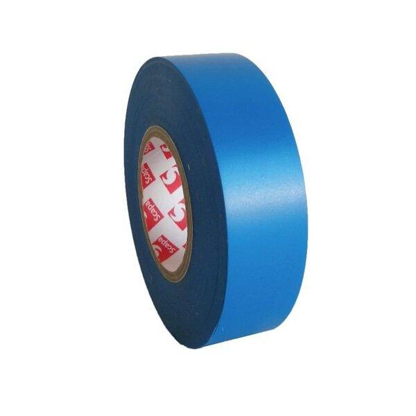 PVC izoliacinė juosta SCAPA 19/25 mėlyna kaina ir informacija | Mechaniniai įrankiai | pigu.lt