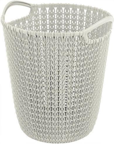 Šiukšliadėžė Curver Knit, 7L kaina ir informacija | Vonios kambario aksesuarai | pigu.lt