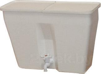 Bakelis vandeniui Elbet, 17L kaina ir informacija | Vandens šildytuvai | pigu.lt