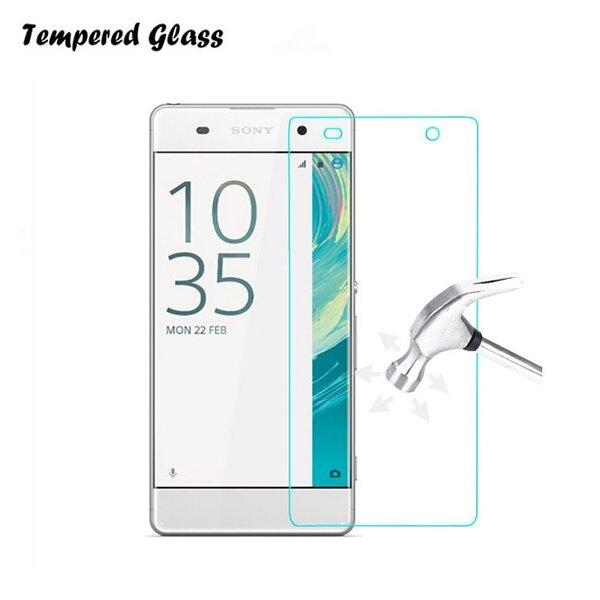 Apsauginis stiklas Tempered Glass skirtas Sony Xperia XA kaina ir informacija | Apsauginės plėvelės telefonams | pigu.lt
