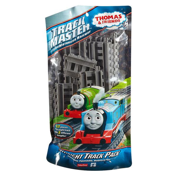 Trasos bėgių rinkinys Thomas&Friends TrackMaster, DFM55 kaina ir informacija | Žaislai berniukams | pigu.lt