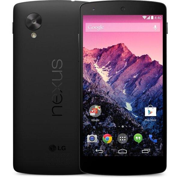 LG Google Nexus 5 (D821), Juoda kaina ir informacija | Mobilieji telefonai | pigu.lt