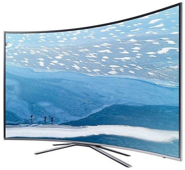 Samsung UE43KU6502 kaina ir informacija | Televizoriai | pigu.lt