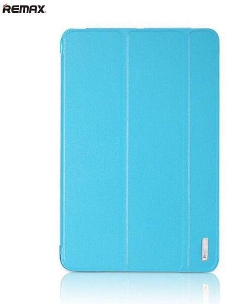 Apsauginis dėklas Remax Smart Ultra Slim skirtas Apple iPad Air 2, Mėlynas kaina ir informacija | Planšečių, el. skaitytuvų dėklai | pigu.lt