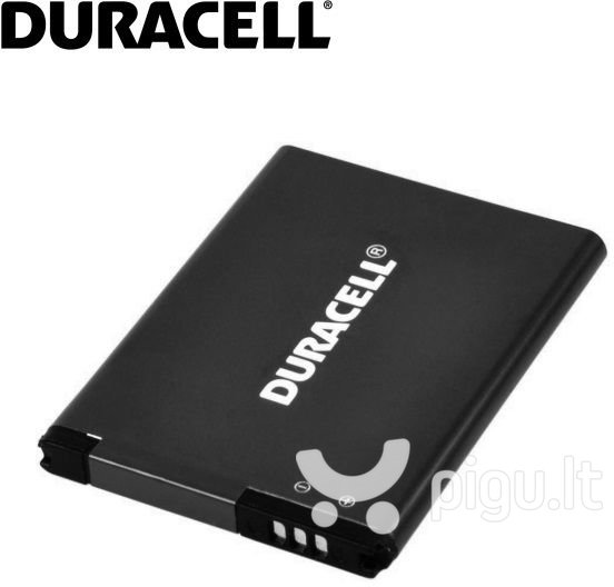 Duracell baterija EB494358VU, skirta Samsung Galaxy Ace kaina ir informacija | Akumuliatoriai telefonams | pigu.lt
