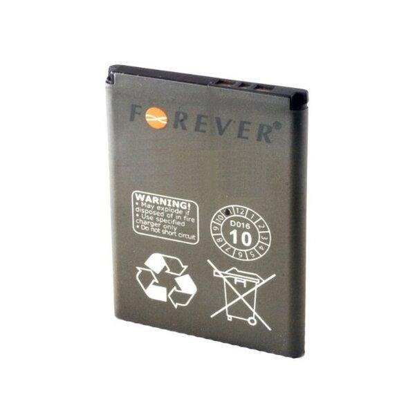Akumuliatorius telefonui Forever skirtas Samsung G925 Galaxy S6 Edge Li-Ion 2400 mAh Analog EB-BG925ABA kaina ir informacija | Akumuliatoriai telefonams | pigu.lt