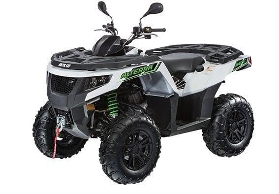 Keturratis motociklas Arctic Cat Alterra 700 XT EPS kaina ir informacija | Keturračiai | pigu.lt
