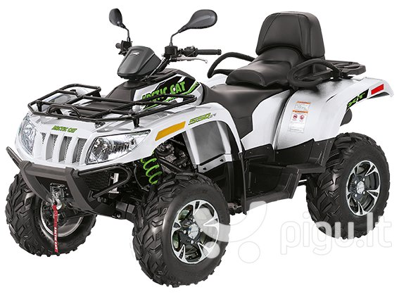 Keturratis motociklas Arctic Cat 550 TRV XT EPS kaina ir informacija | Keturračiai | pigu.lt