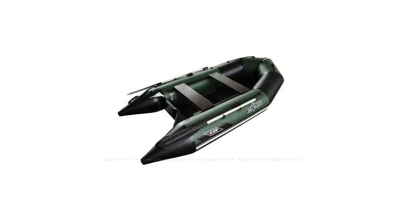 PVC valtis Aqua-Star C-330 lentelių dugnu kaina ir informacija | Valtys | pigu.lt