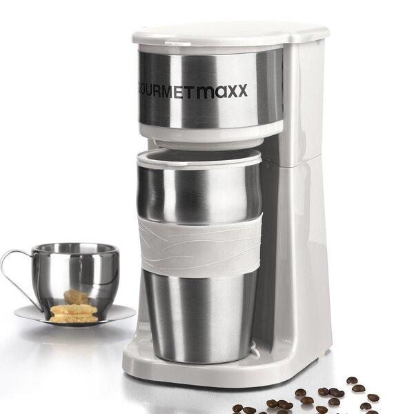 Kavos aparatas GOURMETmaxx su termosu kaina ir informacija | Virtuvė | pigu.lt