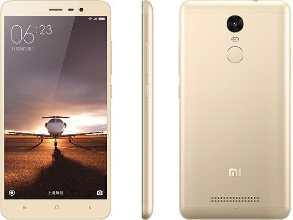 Xiaomi Redmi Note 3 PRO Dual SIM, Auksinė kaina ir informacija | Mobilieji telefonai | pigu.lt