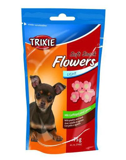 Trixie skanėstai su ėriena ir paukštiena, 75 g kaina ir informacija | Skanėstai šunims | pigu.lt