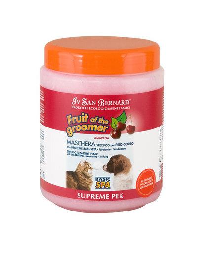 Iv San Bernard vyšninė kaukė, 1l kaina ir informacija | Švaros reikmenys šunims | pigu.lt