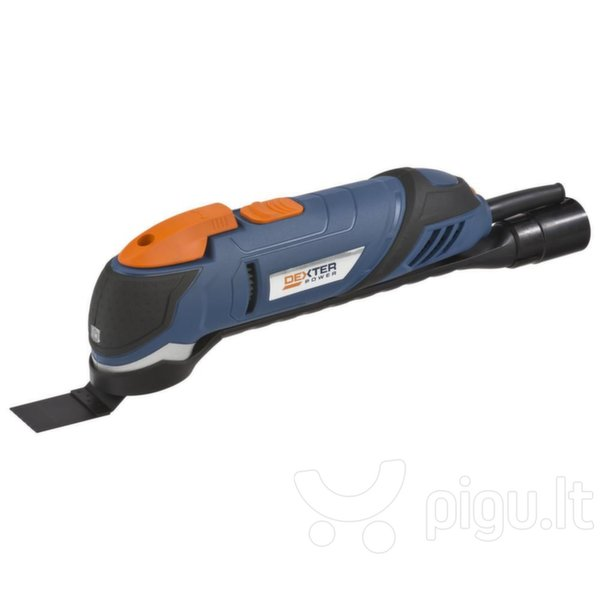 Daugiafunkcinis įrankis Dexter IC250MT kaina ir informacija | Šlifuokliai | pigu.lt