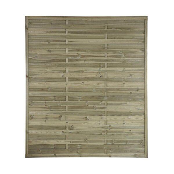 Medinė tvora, 180 x 150 cm kaina ir informacija | Tvoros ir jų priedai | pigu.lt