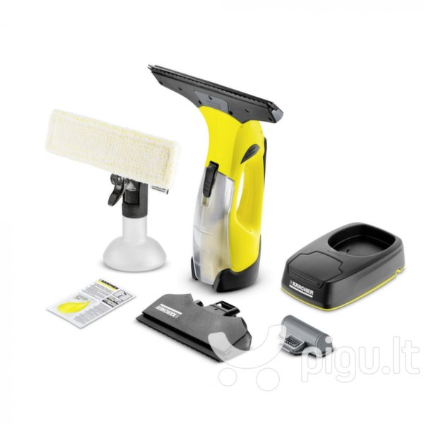 Karcher WV 5 Premium Non Stop Langų valytuvas kaina ir informacija | Garais valantys prietaisai, langų valytuvai | pigu.lt