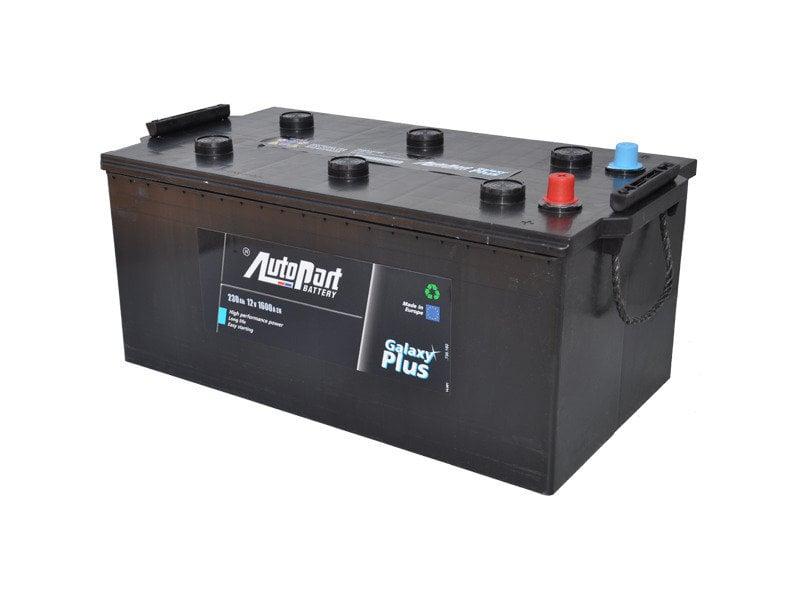 Akumuliatorius 230AH 1600A AUTOPART GALAXY-PLUS kaina ir informacija | Akumuliatoriai | pigu.lt