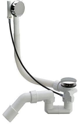 Automatinis vonios sifonas Viega Simplex 40/50 kaina ir informacija | Sifonai | pigu.lt