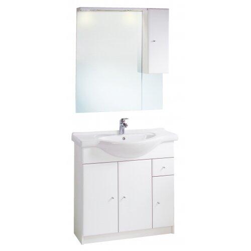 Vonios baldų komplektas Flamenco kaina ir informacija | Vonios baldai | pigu.lt