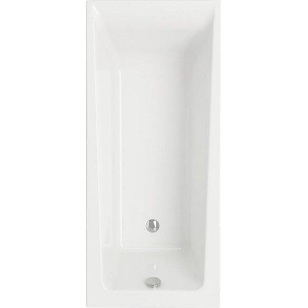 Akrilinė vonia Cersanit Lorena kaina ir informacija | Vonios | pigu.lt