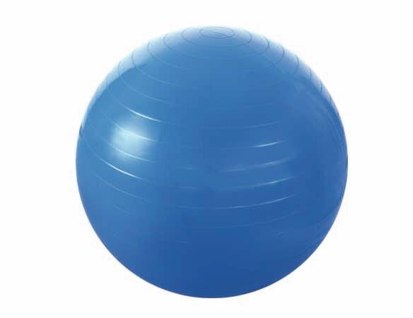 Jogos kamuolys YB 01, 75 cm kaina ir informacija | Šokdynės, skersiniai ir kitos fitneso prekės | pigu.lt