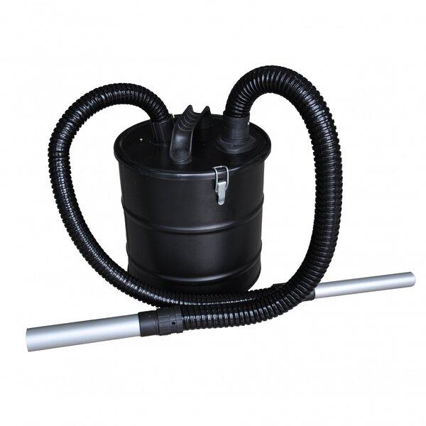 Pelenų išsiurbimo talpa 18L kaina ir informacija | Priedai šildymo įrangai | pigu.lt