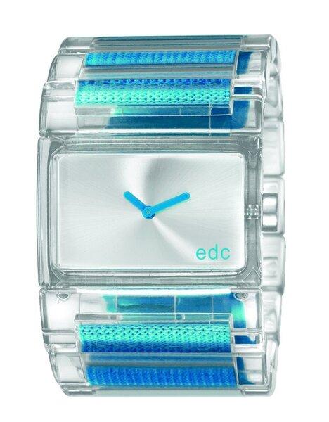 Laikrodis moterims edc by esprit Flashy Crossover Horizon Blue kaina ir informacija   Laikrodžiai moterims   pigu.lt