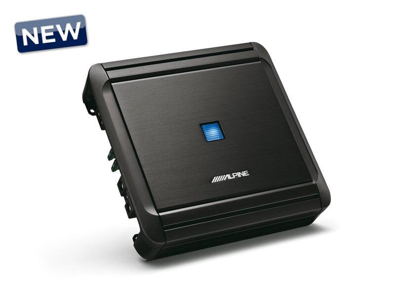 Alpine MRV-M500, mono stiprintuvas kaina ir informacija | Automobiliniai stiprintuvai | pigu.lt