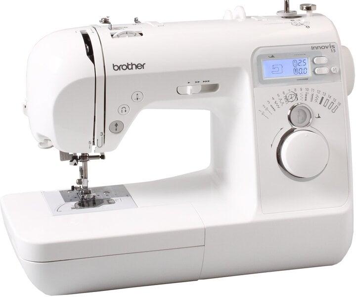 Brother NV15 Siuvimo mašina kaina ir informacija | Siuvimo mašinos | pigu.lt