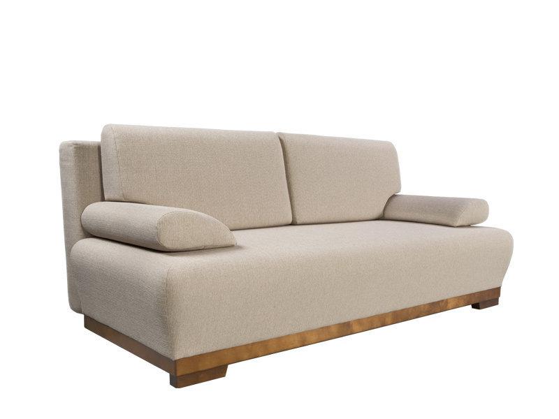 Sofa Brunon Lux 3DL kaina ir informacija | Sofos, foteliai ir minkšti kampai | pigu.lt