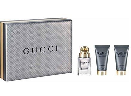 Rinkinys Gucci Made to Measure: EDT vyrams 50 ml + balzamas po skutimosi 50 ml + dušo želė 50 ml kaina ir informacija | Kvepalai vyrams | pigu.lt