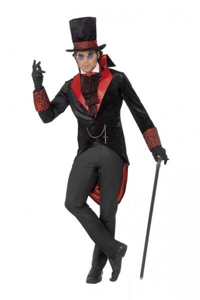 Drakulos skraistė kaina ir informacija | Karnavaliniai kostiumai | pigu.lt