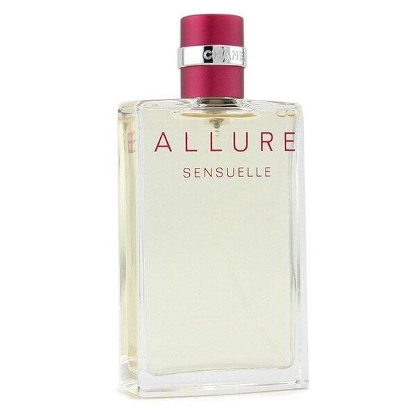 Tualetinis vanduo Chanel Allure Sensuelle EDT moterims 50 ml kaina ir informacija | Kvepalai moterims | pigu.lt