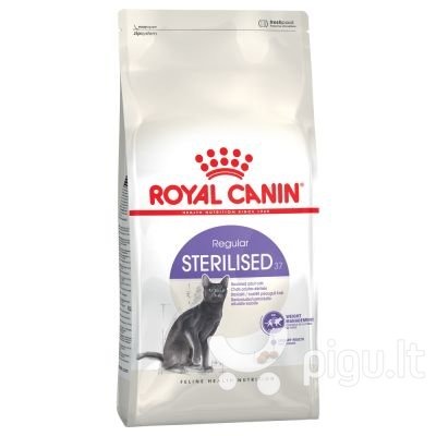 Royal Canin Cat Sterilised 4 kg kaina ir informacija   Sausas maistas katėms   pigu.lt