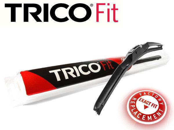Hibridinis valytuvas TRICOFit 480mm kaina ir informacija | Valytuvai | pigu.lt