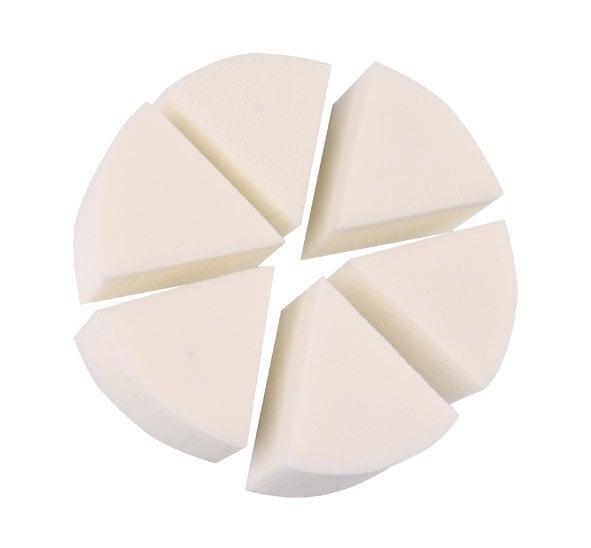 Lateksinės kempinėlės makiažui Sincero, 6 vnt. kaina ir informacija | Makiažo šepetėliai ir aksesuarai | pigu.lt