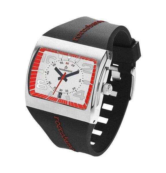 Laikrodis Roccobarocco RB FIN-1.2-6.3 kaina ir informacija | Vyriški laikrodžiai | pigu.lt