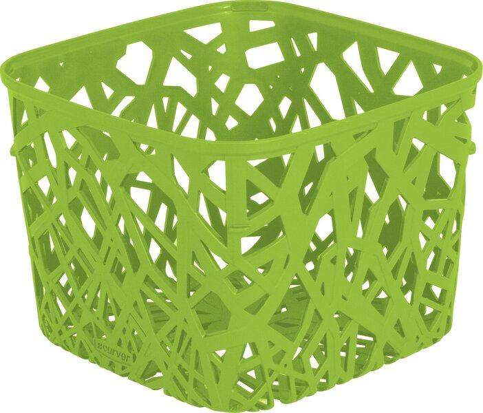 Curver NEO dėžė daiktams, 19,2x19,2x14,4 cm kaina ir informacija | Dаiktų krepšiai | pigu.lt