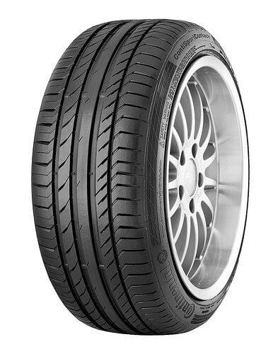 Continental ContiSportContact 5 225/40R18 88 Y ROF kaina ir informacija | Vasarinės padangos | pigu.lt