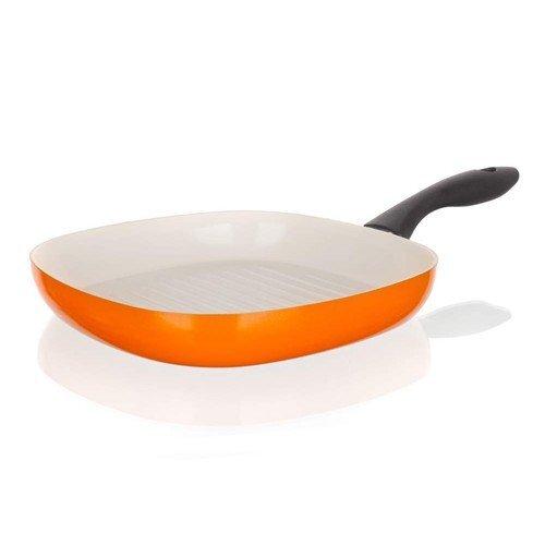 Banquet keptuvė mėsai Orange, 26 cm kaina ir informacija | Keptuvės | pigu.lt