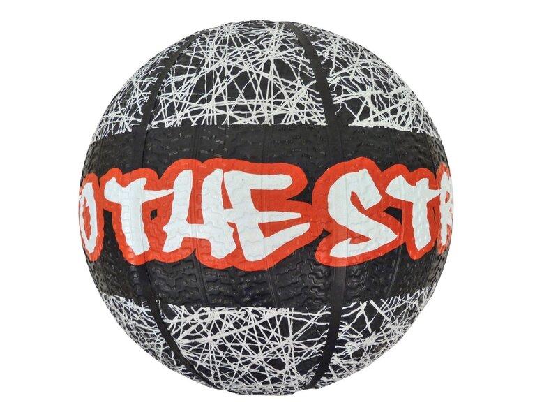 Krepšinio kamuolys AND1 Takin It to the Street kaina ir informacija | Krepšinis | pigu.lt