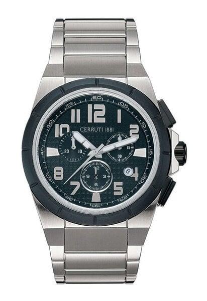 Vyriškas laikrodis CERRUTI 1881 ROMA CAMPIONE (chrono) kaina ir informacija | Vyriški laikrodžiai | pigu.lt