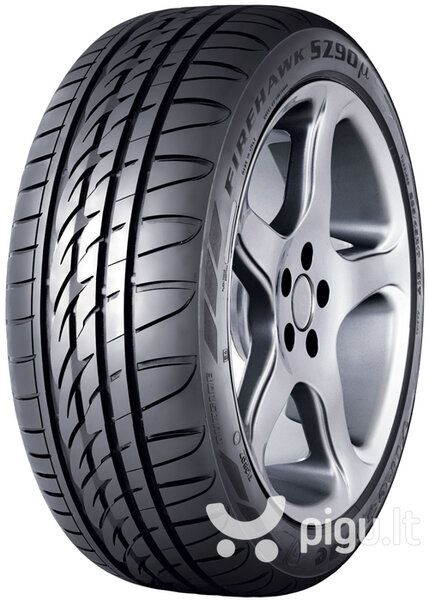 Firestone SZ90 245/40R18 97 Y XL kaina ir informacija | Vasarinės padangos | pigu.lt
