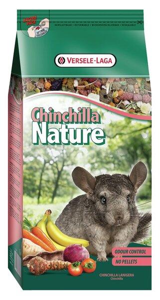 Versle Laga Nature Chinchilla pašaras šinšiloms 750 g kaina ir informacija | Maistas graužikams | pigu.lt