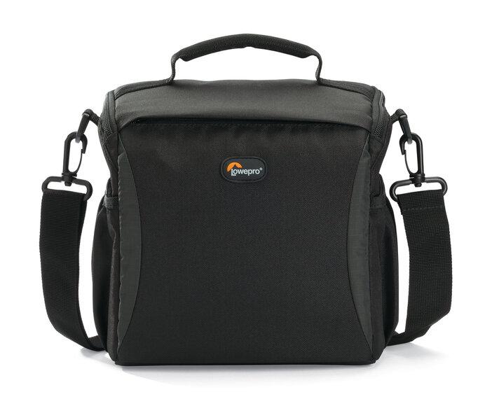 Lowepro Format 160 Black kaina ir informacija | Dėklai, krepšiai fotoaparatams ir objektyvams | pigu.lt